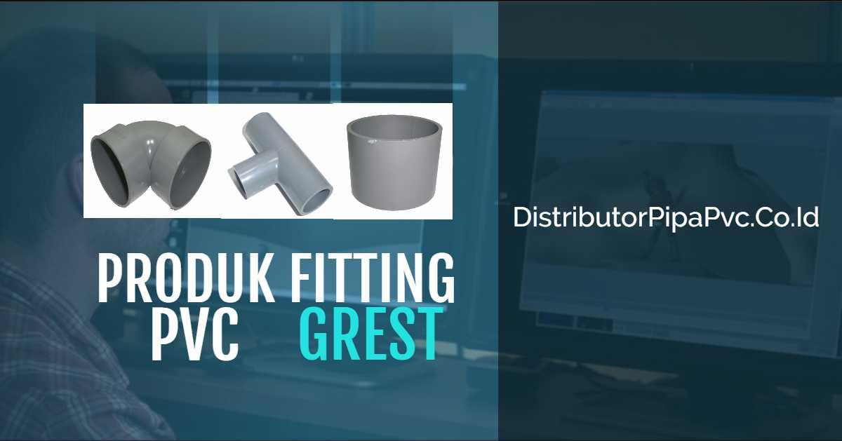 Distributor Fitting Pvc Grest