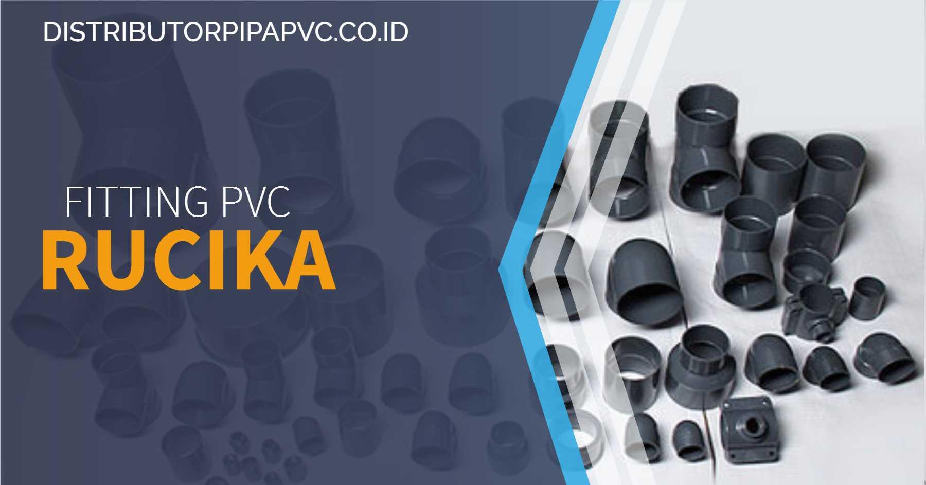 Distributor Fitting Pvc Rucika