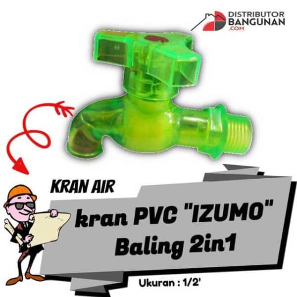 Kran-Pvc-2in1-izumo-baling