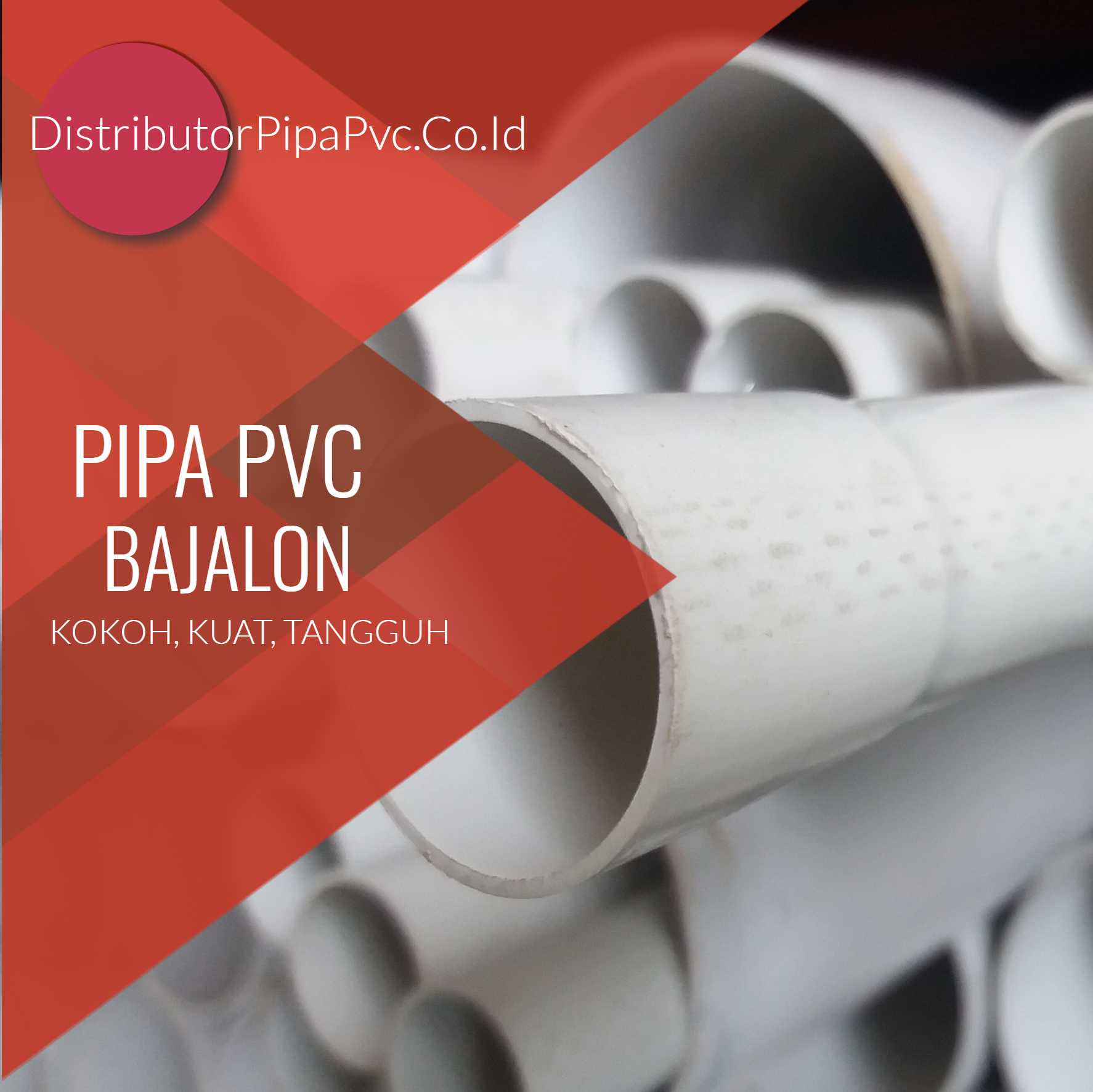 Pipa Pvc Bajalon